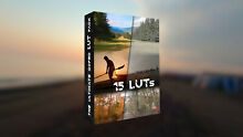 luts the ultimate gopro lut pack 15
