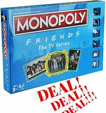 monopoly friends tv series edition