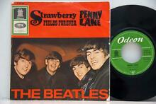 beatles strawberry fields forever penny