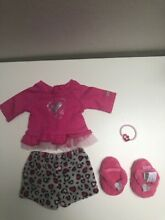 american girl doll s clothes lovely pyjama s set