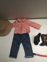 american girl doll clothes saige s parade outfit