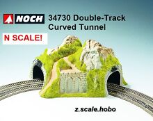 noch 34730 n scale double track curved