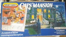 spears game cat s mansion by s 1984 great rare