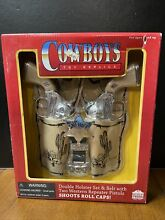 parris cowboys toy replica holster pistol