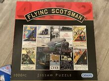 flying scotsman gibsons 1000 pce jigsaw puzzle lner