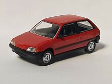 norev 1 64 citroen ax 1986 red new in box