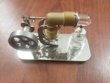 stirling engine mini hot air used condition