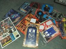 dr who gifts mixed selection brand new
