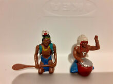 timpo 2 native american indian toys chief