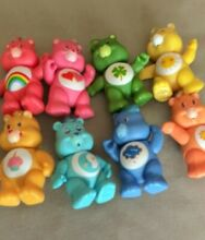 care bears 8 pvc posable figures 3 4 inches