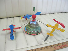 1960s west germany tin wind up