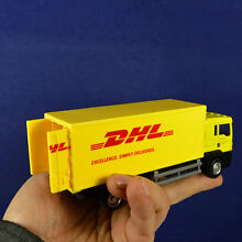 model trucks 1 64 diecast container truck dhl