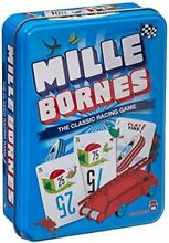 mille bornes classic french racing card game new