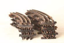 stadtilm scale 0 13 curved tracks for