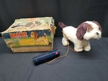 alps barkie dog battery operated remote