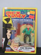 dick tracy coppers gangsters tramp figure 1991