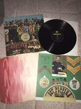 beatles sgt pepper s lonely hearts club