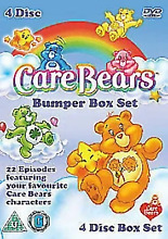 care bears complete dvd r2 uk new factory