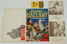 captain gallant foreign legion giveaway members
