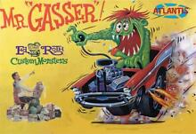 ed roth mr gasser 1963 revell re issue