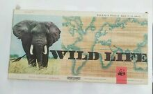 spears game wildlife board game by spears 1960s
