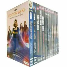 dr who doctor who complete series seasons
