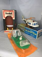 alps bell uh 1 helicopter w original box