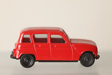 herpa h0 1 87 renault r4 rosso 192083