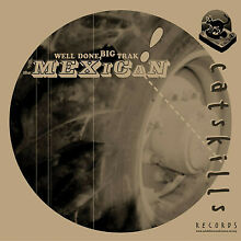 big trak the mexican well done vinyl 12