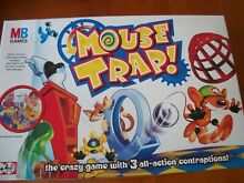 mouse trap game hasbro partly sealed free p p