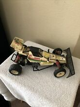 nikko rhino rc frame buggy f10 for parts