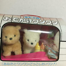 nomura toy twin outing wanwan dogs twins
