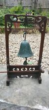 gong bell chinese temple bell gong carved