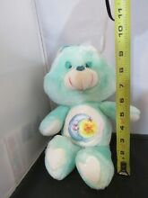 care bears kenner coucher ours 1983