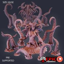 hydra miniatures mother hydra by epic miniatures d d