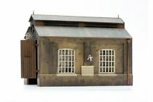 dapol c007 engine shed building kit oo