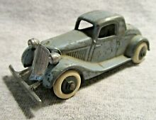 tootsietoy 1934 ford coupe blue original paint