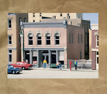 dpm new soda shop building kit by