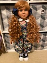 my twinn 23 allison doll comes in her tagged