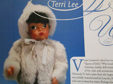 terri lee doll 4pg history article wrapped in furs