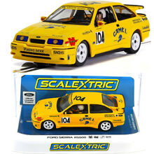 scalextric c4155 ford sierra rs500 camel bjorn