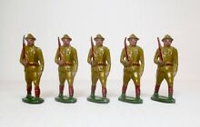 dime store soldiers sonsco japan lead toy soldier