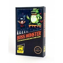 pit game boss monster dungeon building card