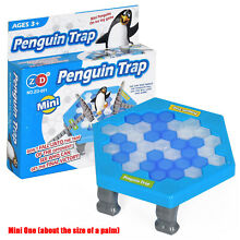 dont break the ice mini save penguin dont break ice