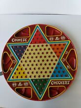 ohio art chinese checkers co 2 in 1 board