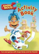 engie benjy activity book by rod green