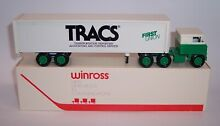 winross tracs first union promotional