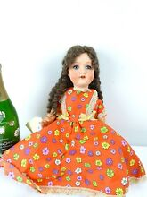 bisque doll doll armand marseille germany 390