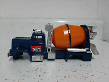 motorific ideal cement truck body only no