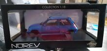 norev 1 18 scale renault 5 gt turbo rare
